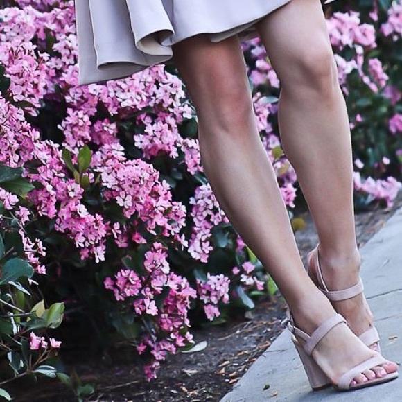 4c25f5e5d886 bp Shoes - BP. Lula Block Heel Slingback Sandal Blush 6.5M